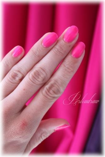 Vernis Indigo - Neon pink (3)
